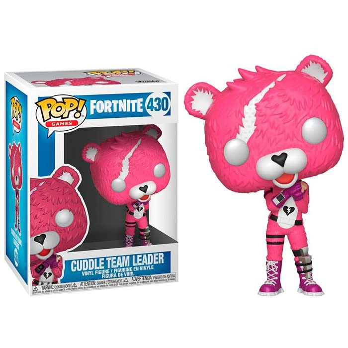 funko pop oso rosa fortnite barato