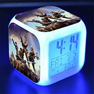 reloj despertador de fortnite